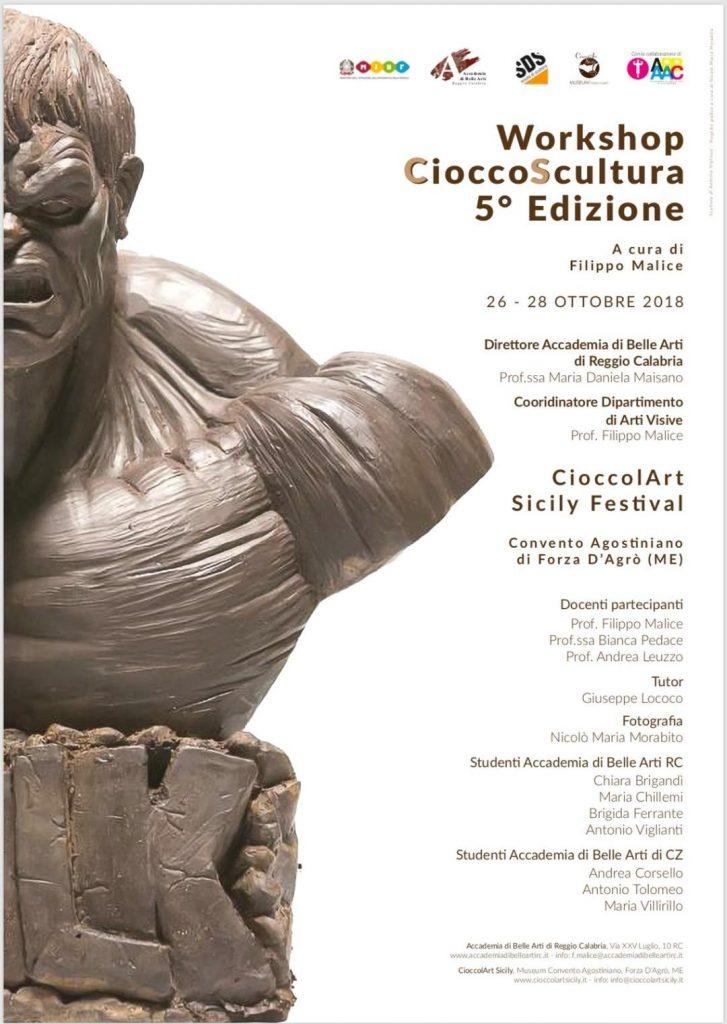 Cioccoscultura 5 edizione